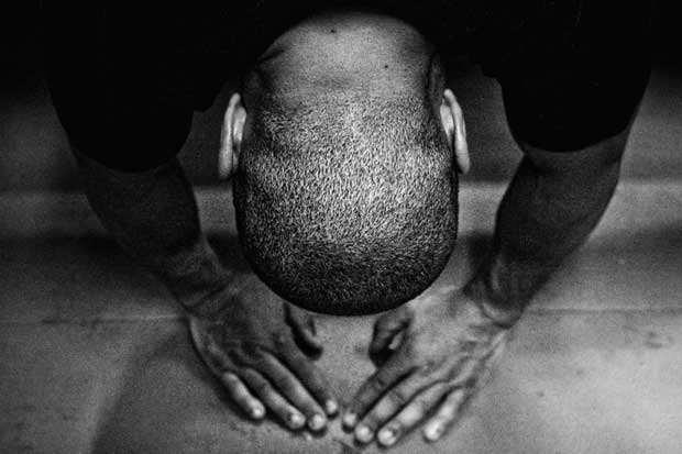 Image from Italian photojourmalist Lorenzo Masi