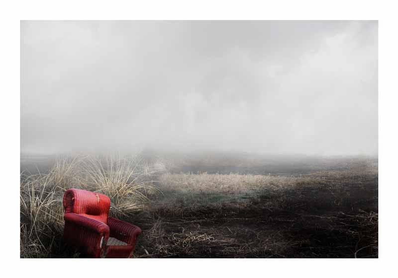 Image called Humo by Argentine photographer Sergio Fasola