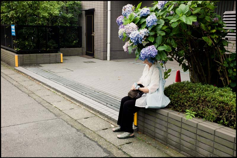 Candid shot from Shin Noguchi