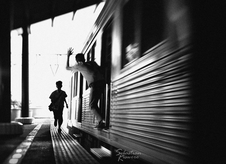 """Sebastian Kisworo """"At the Station"""" - www.kisworo.1x.com"""