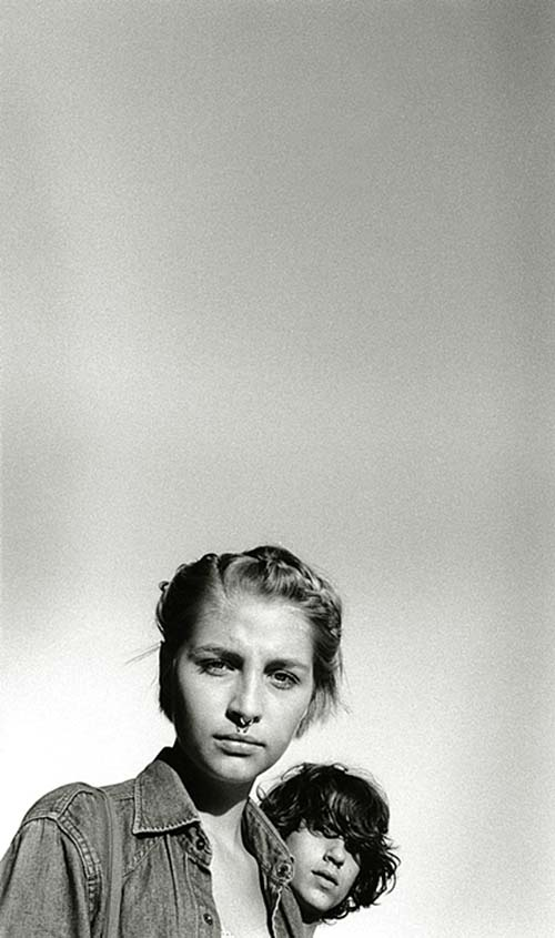 Sensitive portrait taken by Jacob Perlmutter