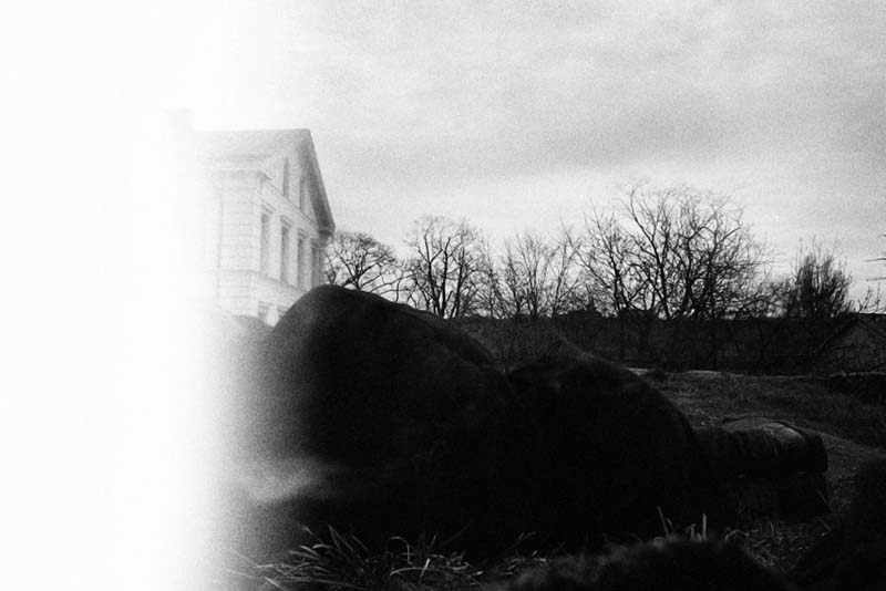 A sense of suspense captured by Stanislavs Olehno