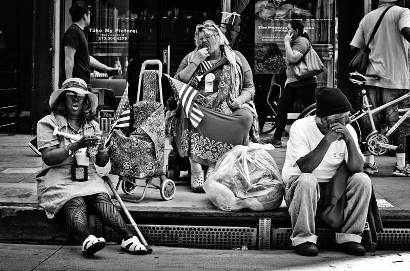Street photography from Downtown LA by Alveraz Ricardez