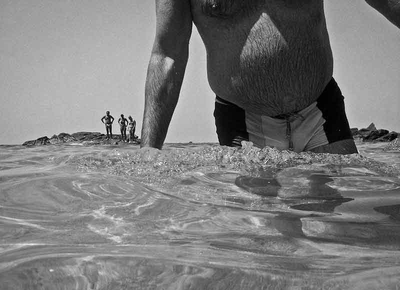 Image from the series Confession Of A Shark from Emilio Barillaro