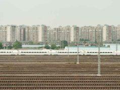 Paul Batt photographically investigated China's urbanization