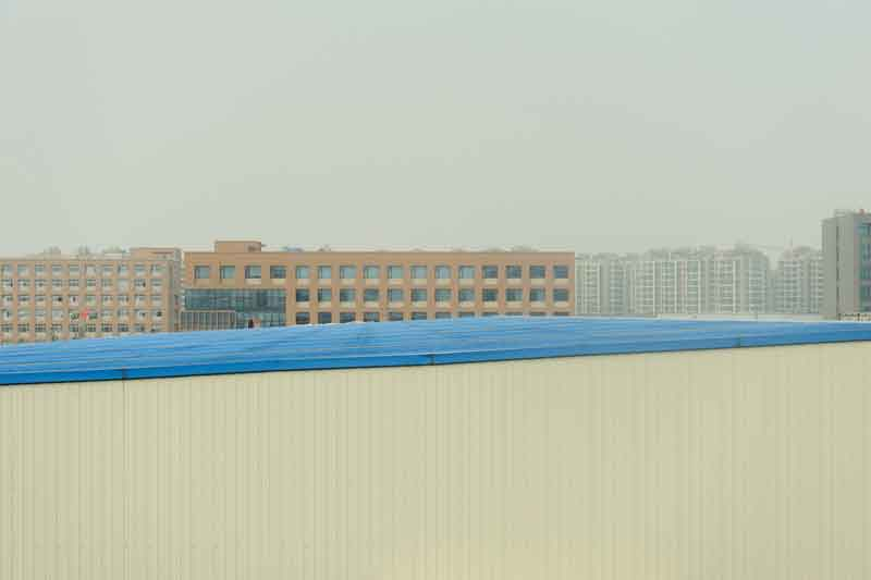 Paul Batt set out on a photographic investigation of china