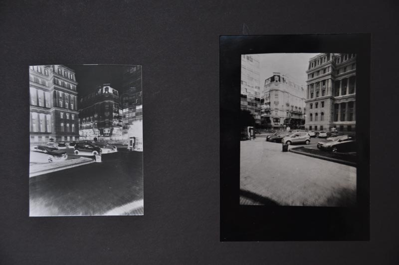 Getting started with pinhole photography taking pictures on the streets of Buenos Aires