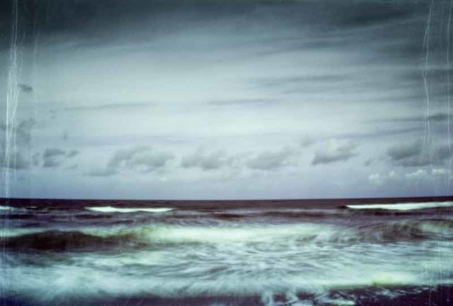 Pinhole Seascape Photographs from Gregor Servais