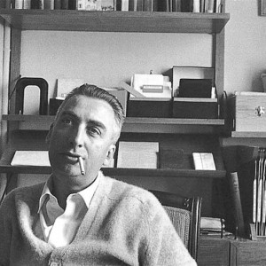 French philosopher Roland Barthes and his concept of the photographic paradox