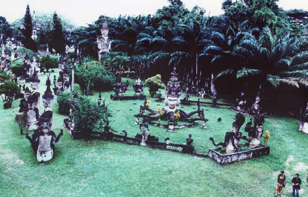 Image of a Buddhapark