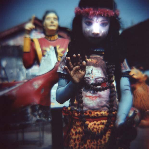 A photograph from Sean Lotman showing Rishkesh Shivakid