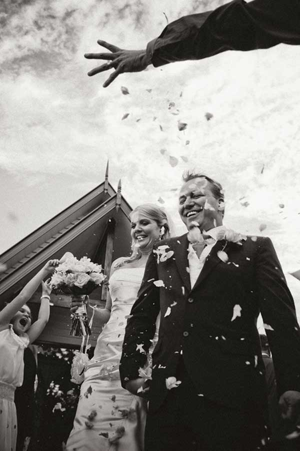 Wedding photography by Steven Taylor