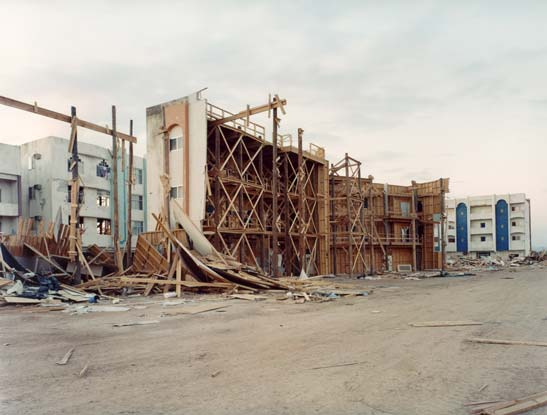Image from the series Baghdad Suite from photographer Andrew Phelps