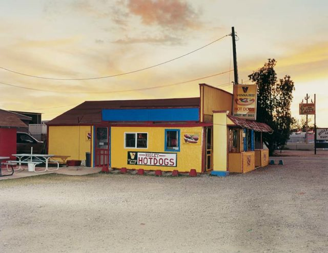 Image from the series Higley from photographer Andrew Phelps
