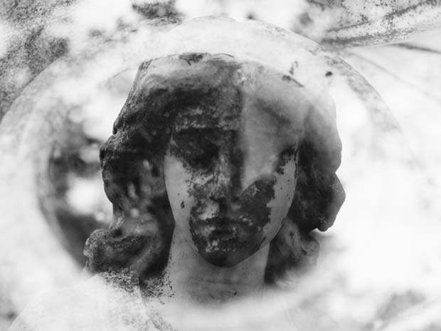 Lately Donny Tidmore has focused on taking photographs on cemetarys