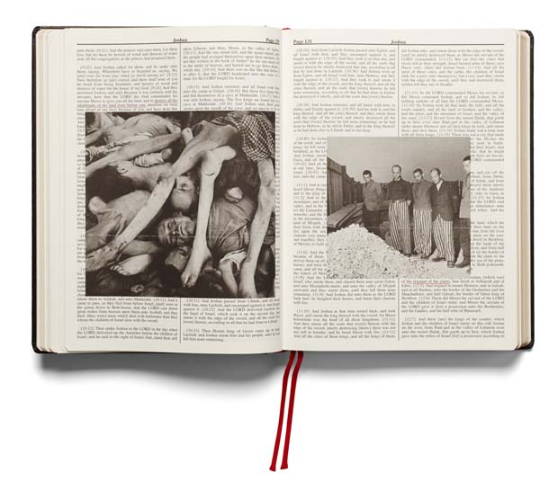 Adam Broomberg - Oliver Chanarin: Holy Bible, 2013. Photograph: Courtesy Mack