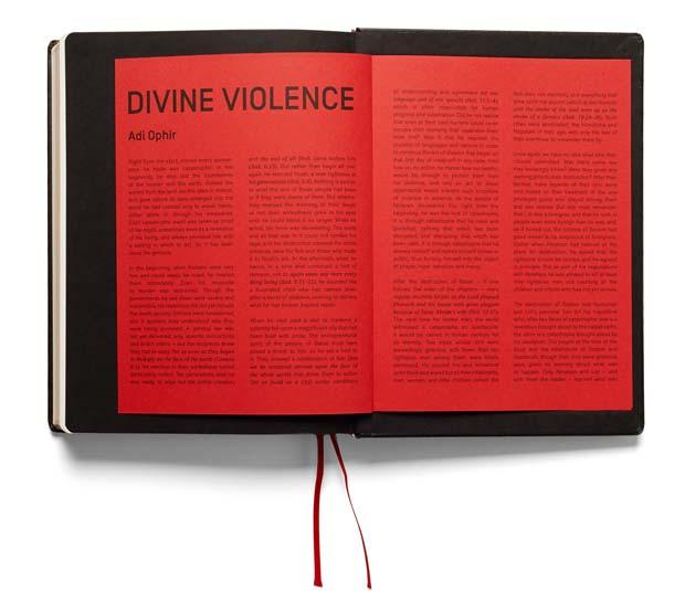 Adam Broomberg - Oliver Chanarin: Holy Bible, 2013. Photograph: Courtesy Mack