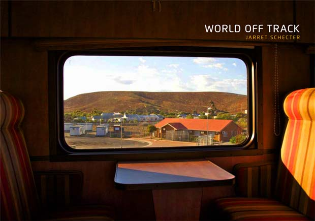 Book Cover of World Off Track by Jarret Schecter