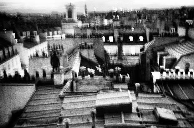 Over the roofs of Paris Nicolas Hermann photography