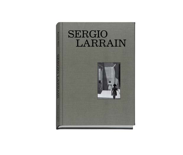 Cover of the book Sergio Larrain published by Éditions Xavier Barral