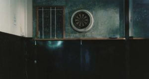 Image from the series Love Bites from Tim Richmond showing an empty bar