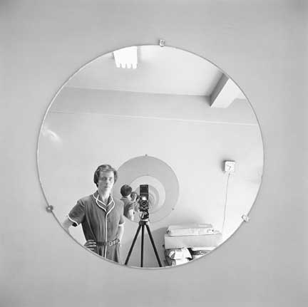 Image from the book Vivian Maier Self Portraits published by powerHouse Books