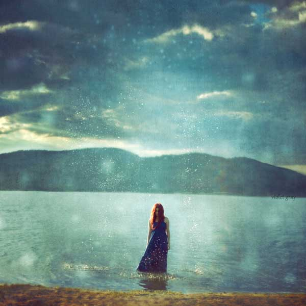 Image from fine art photographer Violet Gray photography