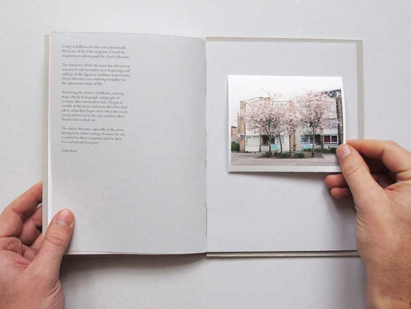 Flip-through of the new photography book from Enda Bowe Kilburn Cherry