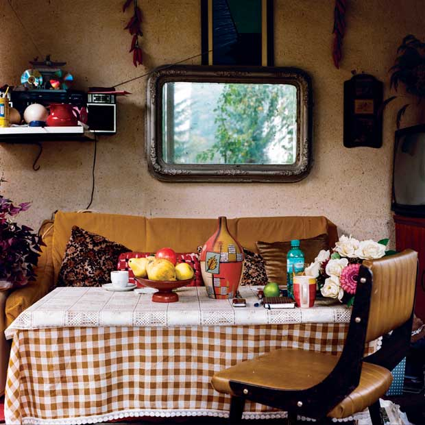 Image from the series and book Kitchen Stories from the Balkans by Eugenia Maximova Photography