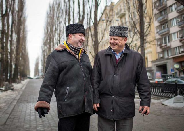 Rob Stothard Kyiv Ukraine