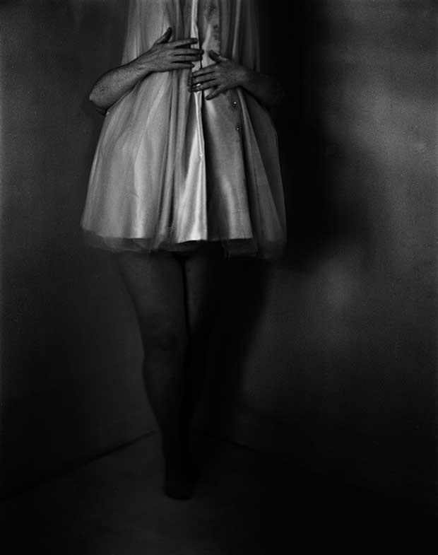 Nude Portraits William Zuback