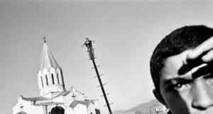 "St. Gazantchetots Church, Shushi, from the ""Father Land"" series © Ara Oshagan"