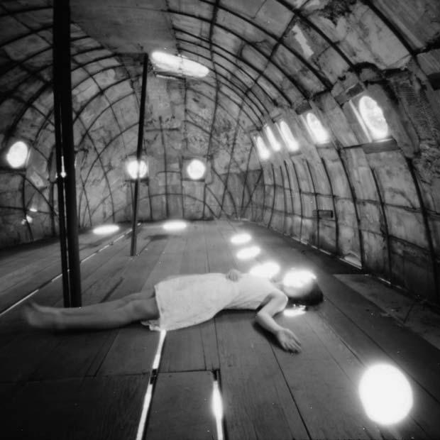 BAKER's DOZEN Pinhole Photography Project by Amy Rockett-Todd and Antonia Small