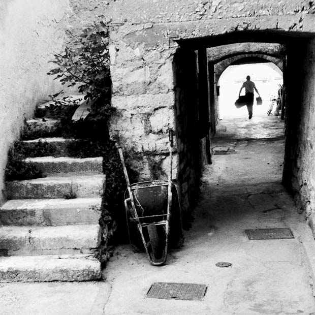 Black and White image from Croatian photographer Damir Matijevic
