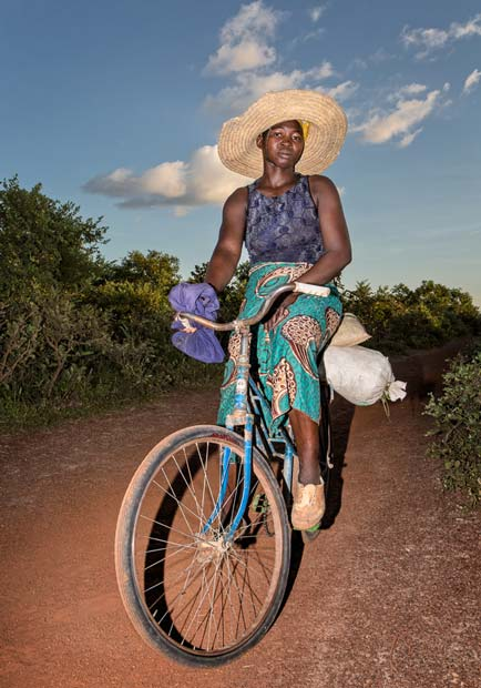 Image from the project Sur La Route from US documentary photographer David Pace