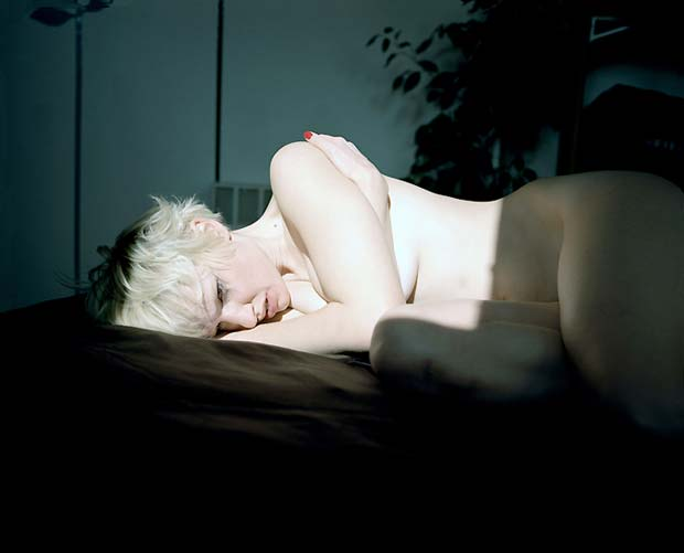 Mademoiselles - Paris Undressed: Photographer Natasha Gudermane and her series of intimate portraits of Parisienne women