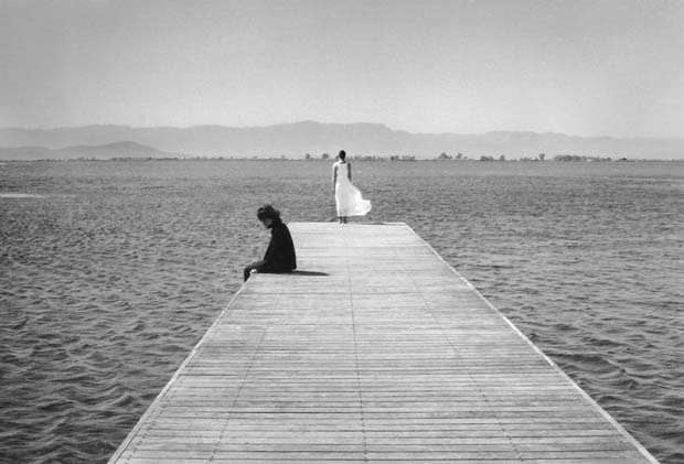 Spanish contemporary photographer Andrea Torres Balaguer is known for her dreamlike and mysterious images.