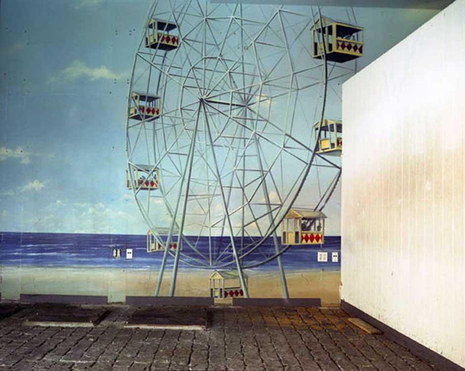 Picture of Ferris Wheel Arcade taken by Lisa Kereszi