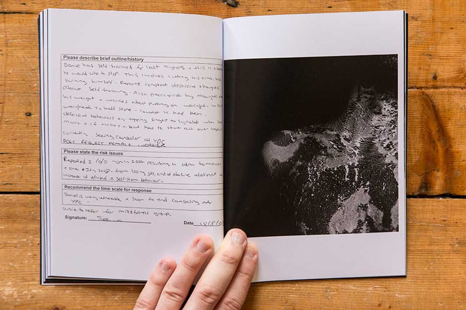 Image from the photography book Insula taken by photographer Daniel Regan