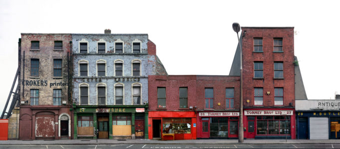 Dublin's Inner City is the most recent project from German photographer David Jazay